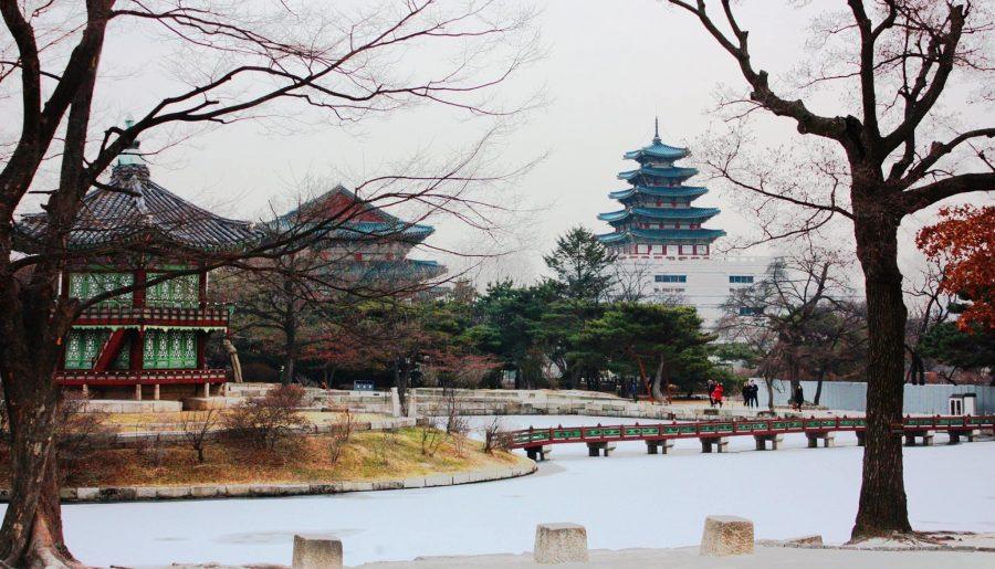 Güney Kore`den Kış Manzaraları